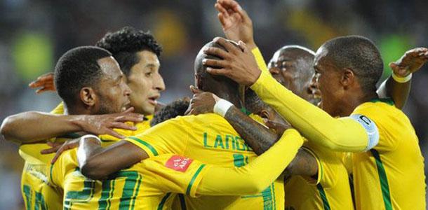 Les Sud-africains de Sundowns, champions d'Afrique pour la 1ère fois de leur histoire