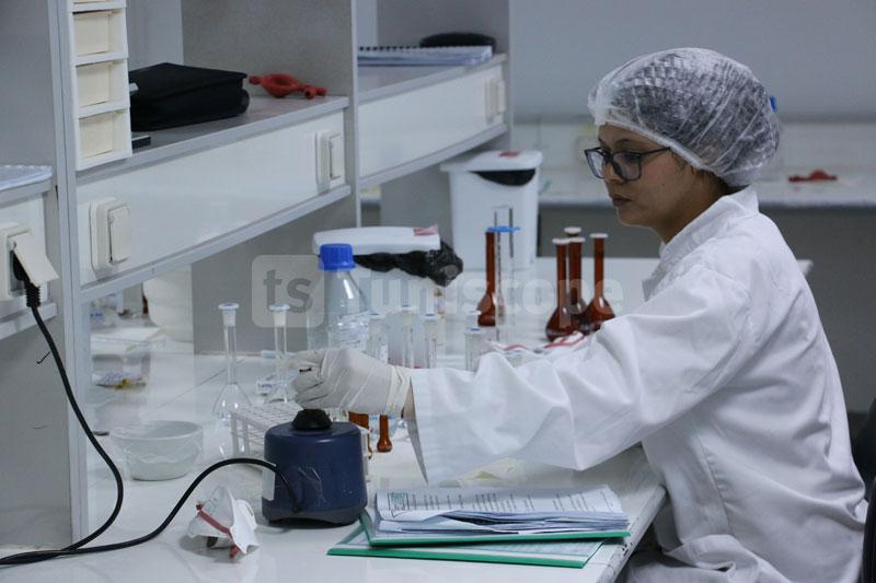Visite de l'Usine Taha Pharma