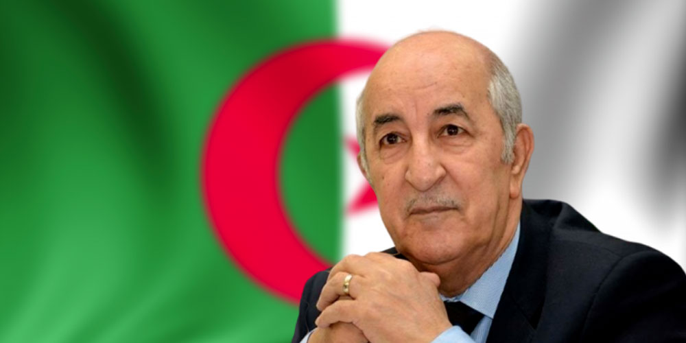 Le président algérien admis à l'hôpital militaire à Alger