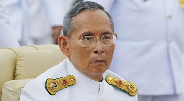 تدهور صحة ملك تايلاند