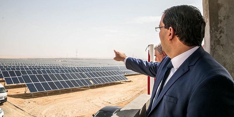 La station photovoltaïque Tozeur 1 entre en phase de production