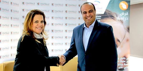 Microcred et le Groupe Université Centrale signent un accord de partenariat
