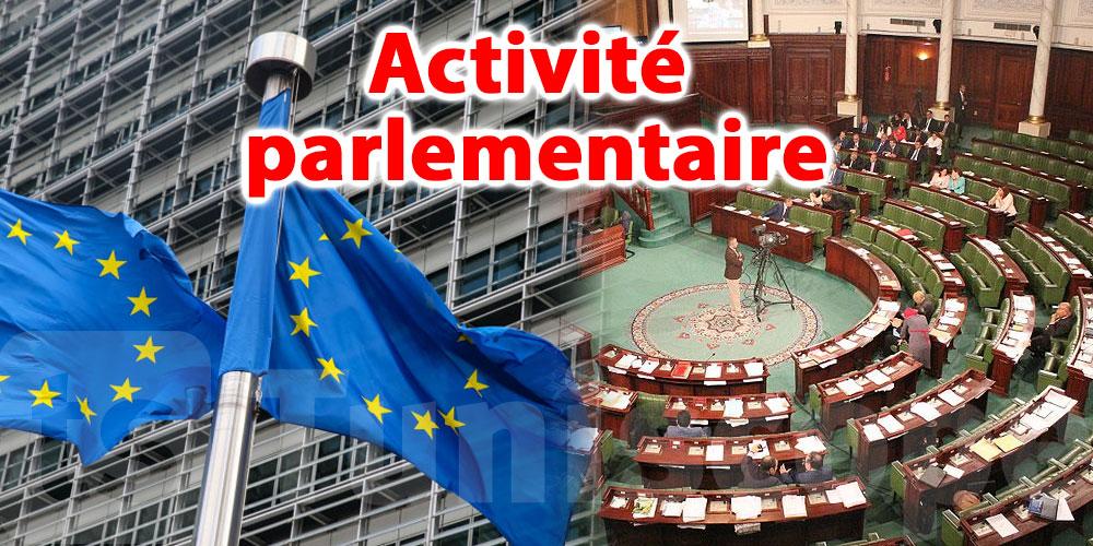 L'Union européenne appelle à la reprise de l'activité parlementaire