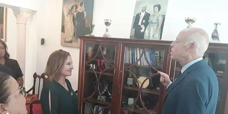Kais Saied prend le parti des femmes tunisiennes
