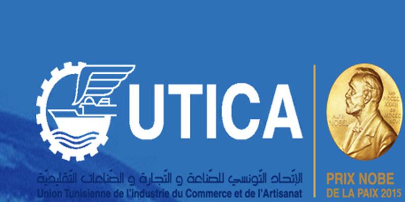 Déclaration de l'UTICA sur la situation générale dans le pays
