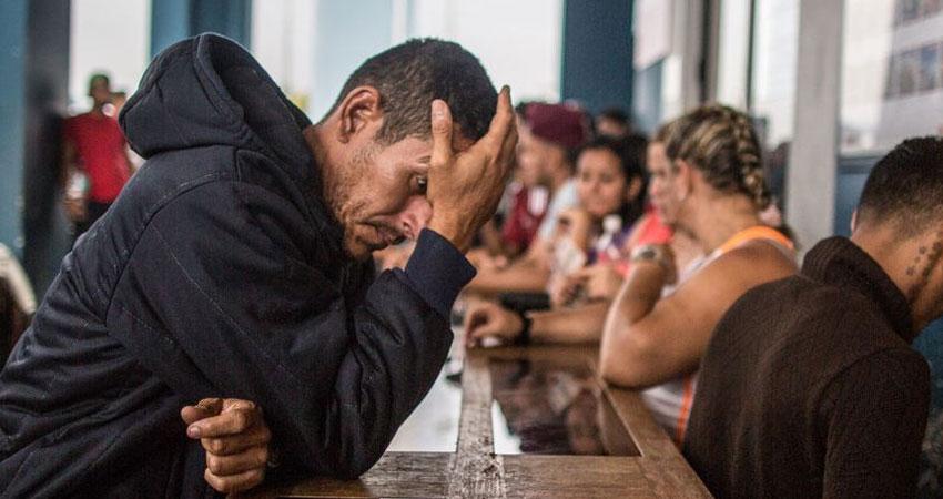 فنزويلا: 3 ملايين لاجئ هربوا من الجوع!