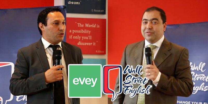 En vidéos : Wall Street English Tunisia et Evey dévoilent les résultats du baromètre de la maîtrise de la langue anglaise en Tunisie
