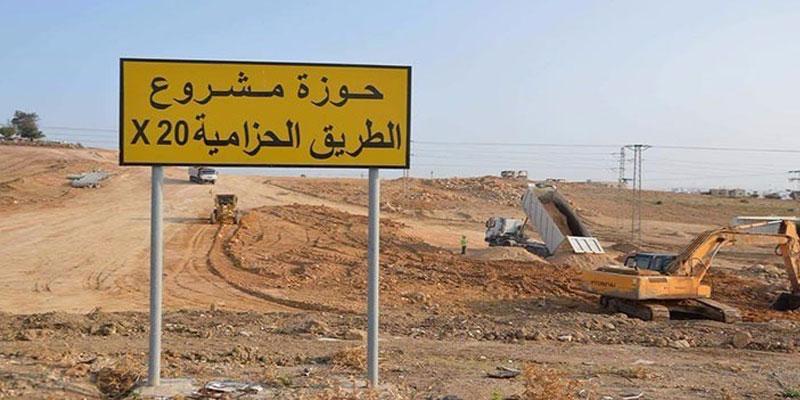 غدا: فتح الرابط بين الطريق الوطنية رقم 5 والمخرج الغربي للعاصمة