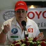 Hend Chaouch accuse le National Automobile Club de Tunisie