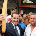 صورة اليوم :الخبز طريق العبدلي لقصر قرطاج