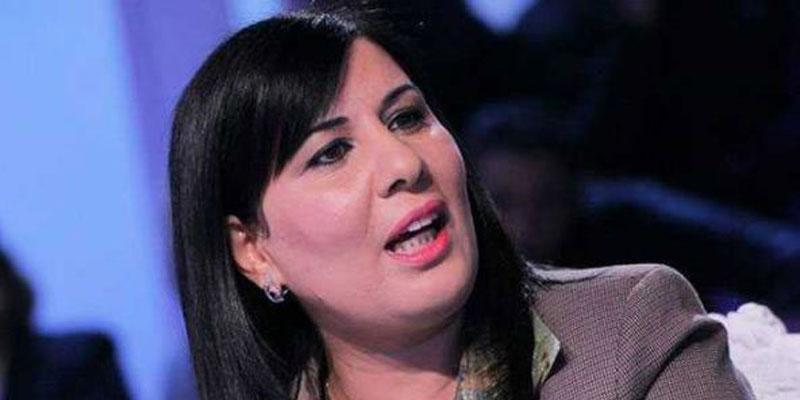 Le PDL a internationalisé une série d'affaires de violation des droits humains en Tunisie, selon Abir Moussi