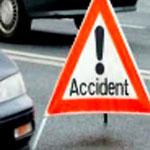 تاكسي جماعي يتسبّب في حادث مروري قاتل و الضحايا عوني أمن