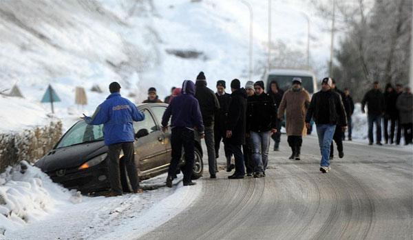 ثلث حوادث المرور في الجزائر سببها النوم