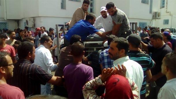 حسب آخر حصيلة لحادث المرور بولاية القصرين: وفاة 16 مواطنا وجرح 60 آخرين