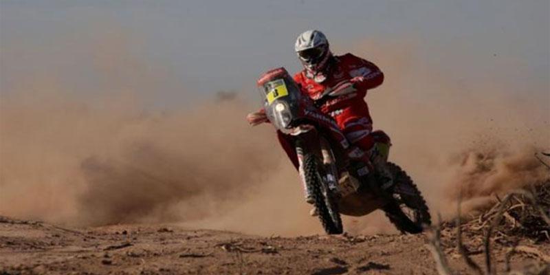 Décès d'un motard tunisien participant au Rallye de la Lune