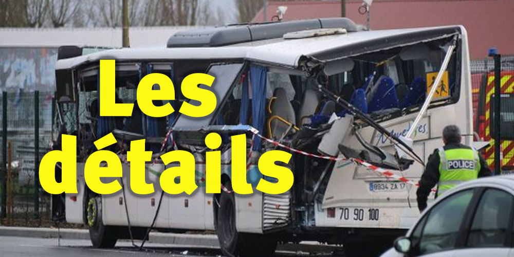 Plusieurs blessés dans un accident de bus scolaire