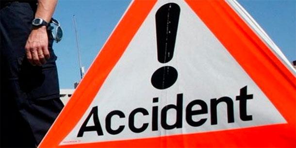 5812 accidents de la route depuis le début de l'année