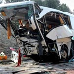 Accident � Kairouan : Le bilan s'�l�ve � 7 morts