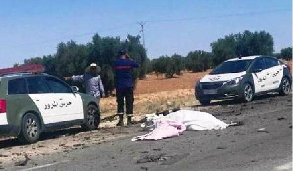 Un homme percuté mortellement par une voiture à Kairouan