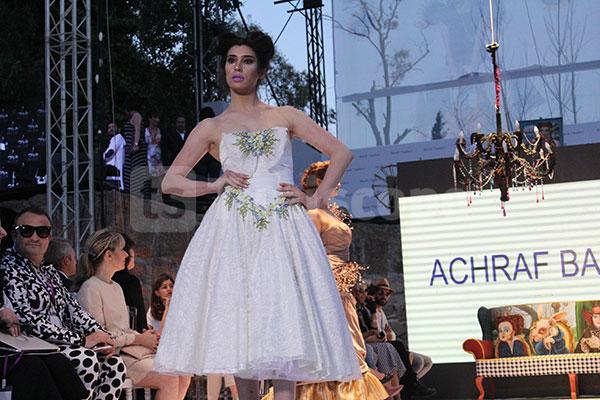 Tunis Fashion Week : Défilé de Achref Bacchouch
