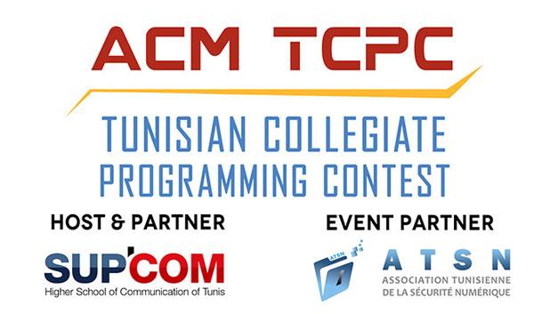 4ème édition du concours national de programmation informatique ACM TCPC 2016
