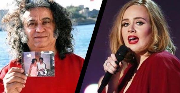 Un chanteur turc affirme : je suis le père d'Adele