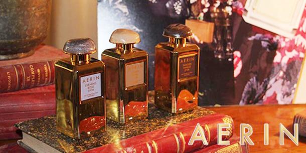 En photos : Découvrez les nouvelles collections de fragrances AERIN