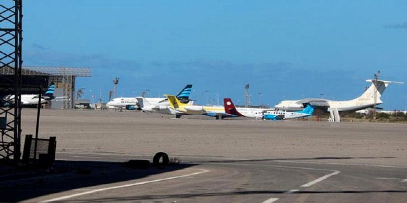 Un avion de ligne a failli être abattu en Libye