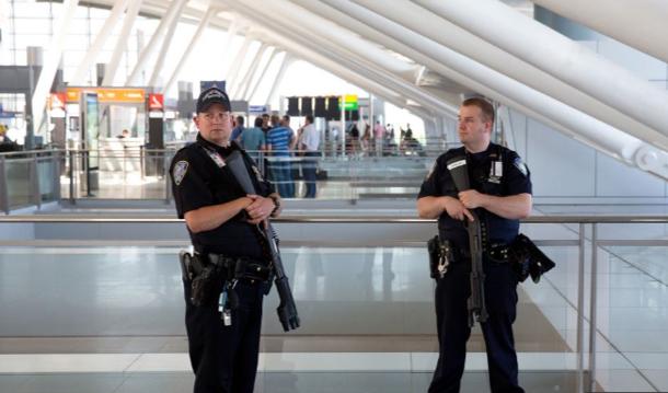 إطلاق نار في مطار لوس أنجلس الدولي