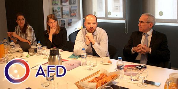 En vidéos : L'AFD fête ses 25 ans d'activité en Tunisie