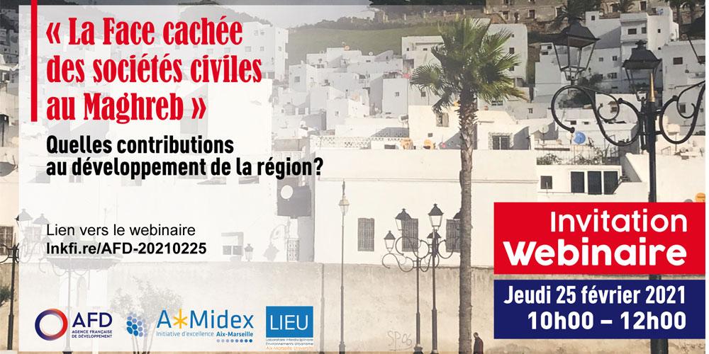 La face cachée des sociétés civiles au Maghreb