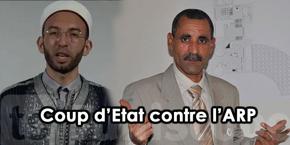 Mohamed Affes accuse Tebbini d'appeler au coup d'Etat