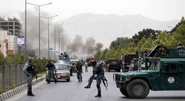 50 قتيلا وجريحا في تفجير العاصمة الأفغانية  وداعش يتبنى العملية