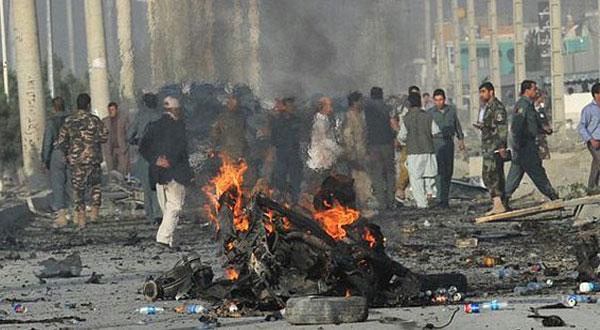 قتلى وجرحى في انفجار عبوة ناسفة بأفغانستان