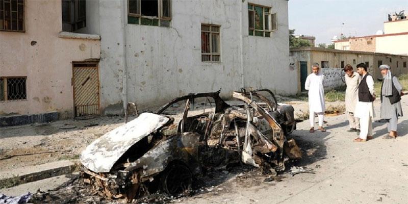 مقتل 9 أشخاص بهجمات في أفغانستان