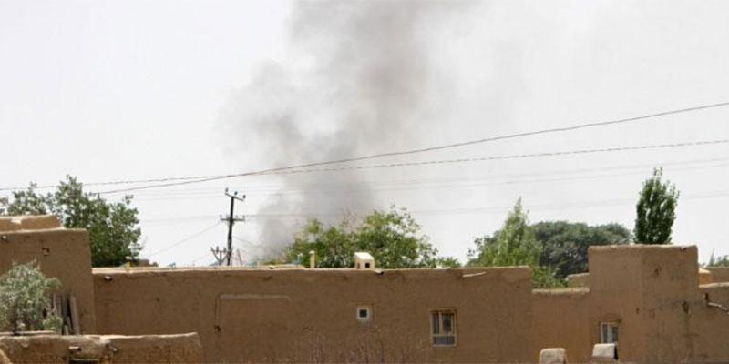 مقاتلو طالبان يقتحمون مدينة غزنة بوسط أفغانستان