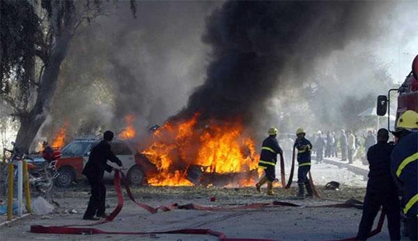 افغانستان: 20 قتيلا على الاقل في انفجار سيارة مفخخة