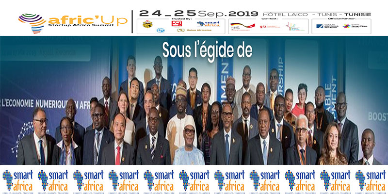 Afric'Up,  Startup Africa Summit le 24 et 25 Septembre