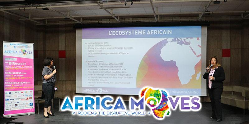 Africa Moves du 17 au 21 Juin à la Cité de la Culture
