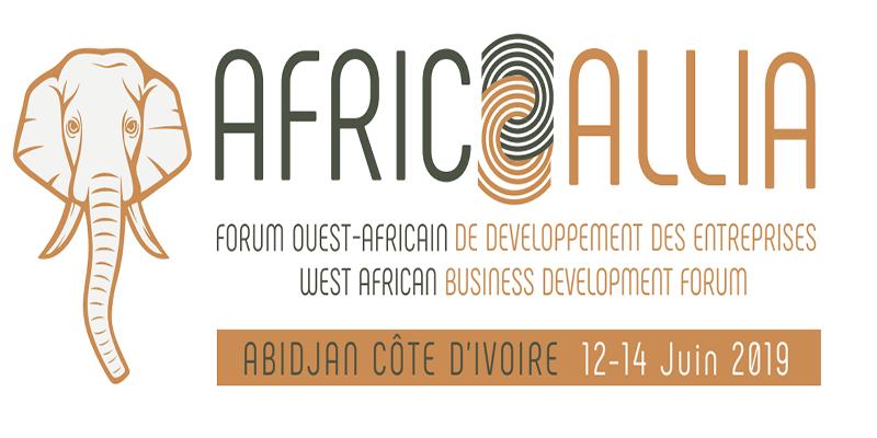 Participation des Entreprises Tunisiennes à la 6ème Edition du Forum International Ouest-Africain de Rendez-vous d'Affaires  AFRICALLIA 2019