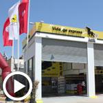 En vidéo : Ouverture du nouvel espace 'Agil Vidange Express'