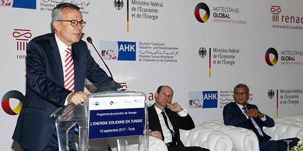 L'énergie éolienne, une source d'énergie à potentiel d'avenir pour la Tunisie
