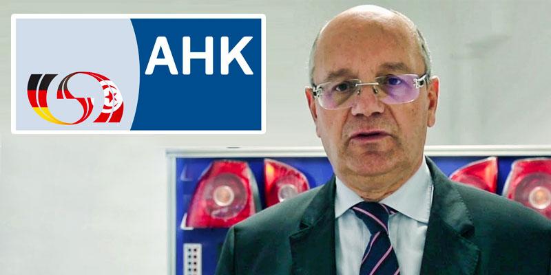 Ibrahim Debache reconduit à la tête du comité directeur de l'AHK Tunisie