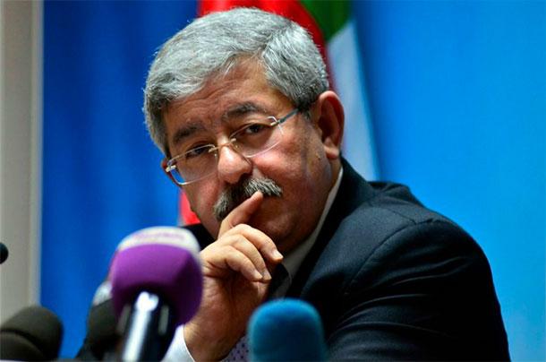 Ahmed Ouyahia nommé Premier ministre algérien