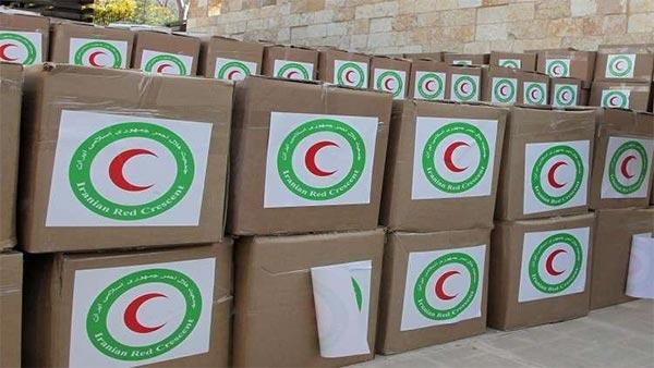 قافلة مساعدات إنسانية إلى سوريا تثير جدلا في إيران