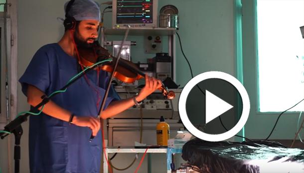 En vidéo... Des étudiants en médecine font le buzz en chantant  : Saïd Aïdi réagit