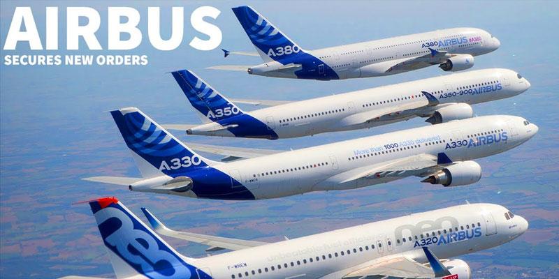 Airbus enregistre des performances record en 2019