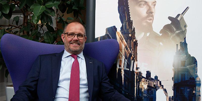 أندرو فوربس رئيساُ إيرباص لـسكيور لاند شمال أفريقيا
