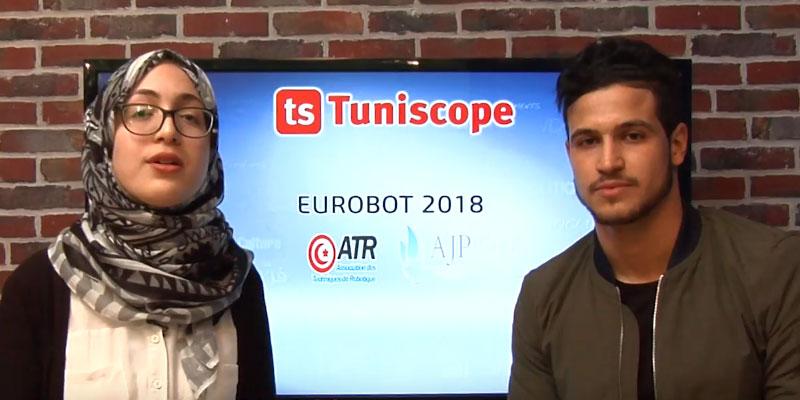 En vidéo : Tous les détails sur la 1ère édition de l'évènement Eurobot-Tunisie 2018