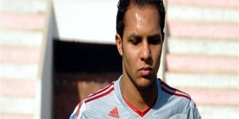 وفاة علاء علي لاعب الزمالك السابق عن 31 عاماً